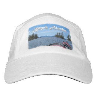Gorra De Alto Rendimiento Kajak Alaska a nevar plantilla inclinada de las