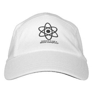 Gorra De Alto Rendimiento La ciencia no es una conspiración liberal -