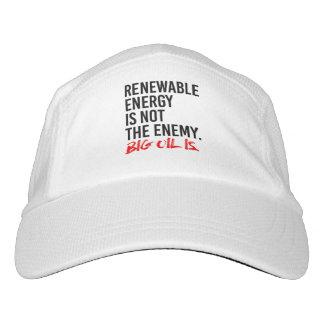 Gorra De Alto Rendimiento La ENERGÍA RENOVABLE NO ES el ENEMIGO - -