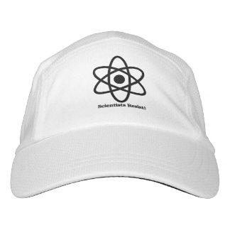 Gorra De Alto Rendimiento Los científicos se oponen - símbolo de la ciencia