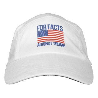 Gorra De Alto Rendimiento Para los hechos contra el triunfo - -