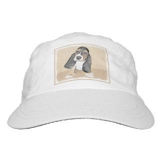 Gorra De Alto Rendimiento Perrito de Basset Hound