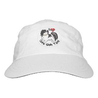 Gorra De Alto Rendimiento Perro divertido y lindo adorable feliz de Shih Tzu