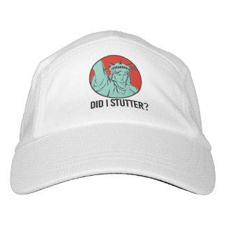 Gorra De Alto Rendimiento Señora Liberty - hice tardamudeo -