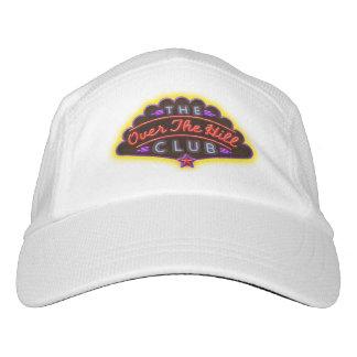Gorra De Alto Rendimiento Sobre el casquillo de la bola del club de la