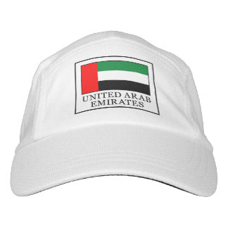 Gorra De Alto Rendimiento United Arab Emirates