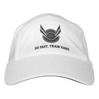 Gorra De Alto Rendimiento Va rápidamente, el casquillo duro del tren