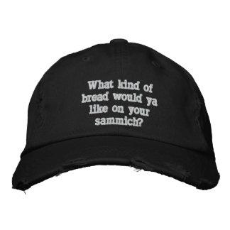 Gorra de béisbol apenada personalizado divertido