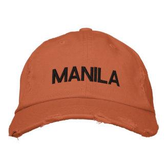 Gorra de béisbol apenado Filipinas de la mirada de