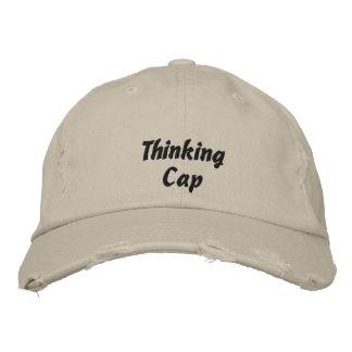 Gorra de béisbol bordada del casquillo de