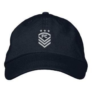Gorra de béisbol bordada FC de la MARINA DE GUERRA