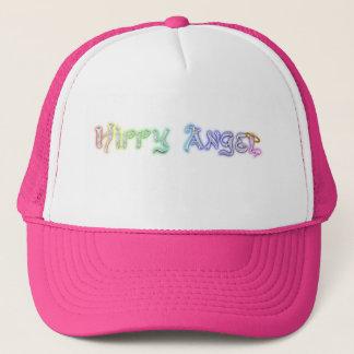 Gorra de béisbol con el logotipo del ángel del