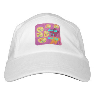 Gorra de béisbol cristiana de Jesús de la iglesia Gorra De Alto Rendimiento