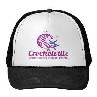 Gorra de béisbol de Crochetville