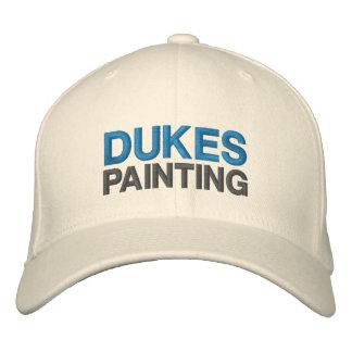 Gorra de béisbol de duques Painting Wool