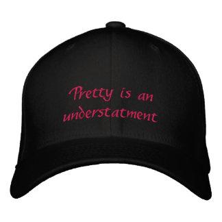 Gorra de béisbol de encargo para las mujeres con