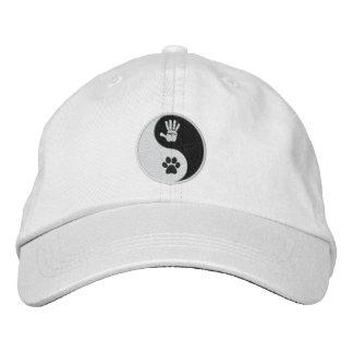 Gorra de béisbol de HandToPaw