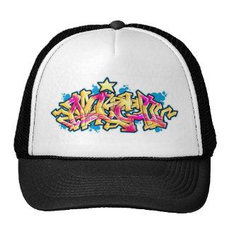 Gorra de béisbol de la pintada