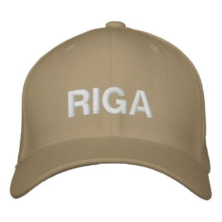 Gorra de béisbol de Riga