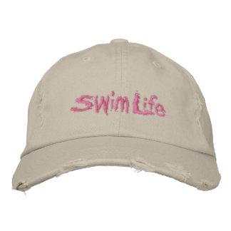 Gorra de béisbol del personalizado de la vida de