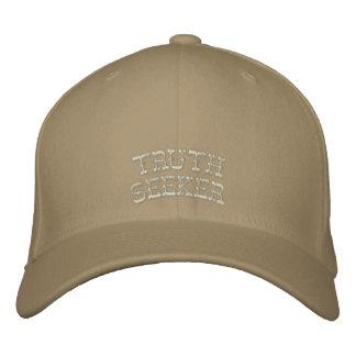 Gorra de béisbol del personalizado del buscador de