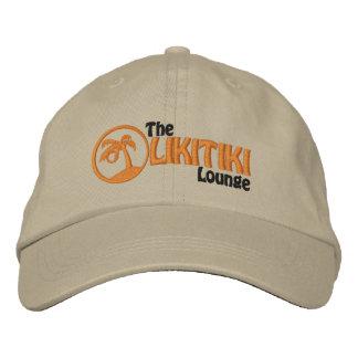Gorra de béisbol del salón de Liki Tiki