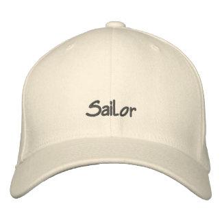 Gorra de béisbol/gorra bordados marinero