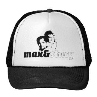 Gorra de béisbol máxima y de Stacy