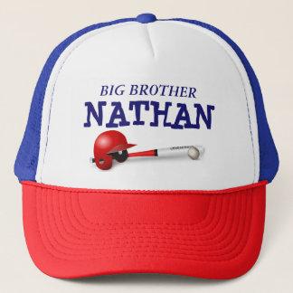 """Gorra de béisbol personalizada de """"hermano mayor"""""""
