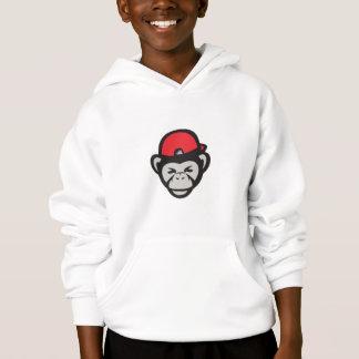 Gorra de béisbol principal del chimpancé retra