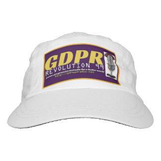 Gorra De Alto Rendimiento Gorra de béisbol tejida GDPR de Paxspiration