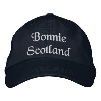 Gorra de Bonnie Escocia - un recuerdo del escocés