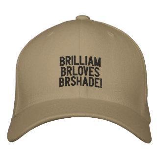 Gorra de Brilliam Gorro Bordado