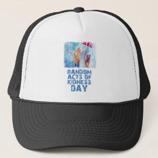 Gorra De Camionero 17 de febrero - actos al azar del día de la