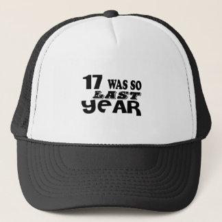 Gorra De Camionero 17 estaban tan así que el año pasado los diseños