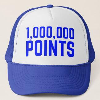 Gorra De Camionero 1.000.000 PUNTOS de la diversión del lema del