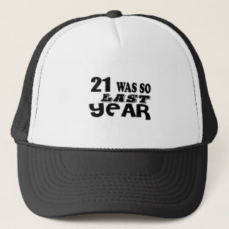 Gorra De Camionero 21 estaban tan así que el año pasado los diseños