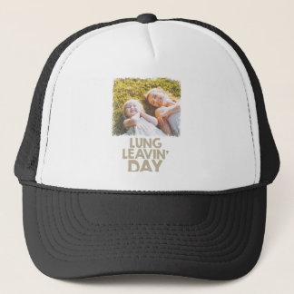Gorra De Camionero 2 de febrero - día de Leavin del pulmón - día del