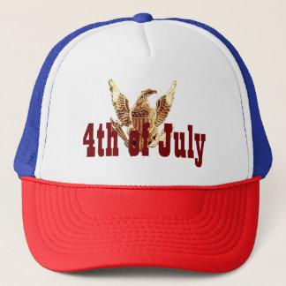 Gorra De Camionero 4 de julio
