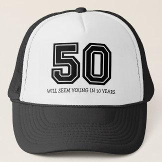 Gorra De Camionero 50.o cumpleaños divertido