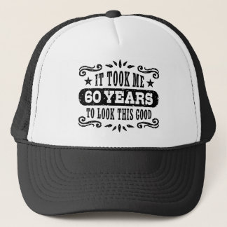 Gorra De Camionero 60.o Cumpleaños