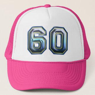 Gorra De Camionero 60.o Fiesta de cumpleaños