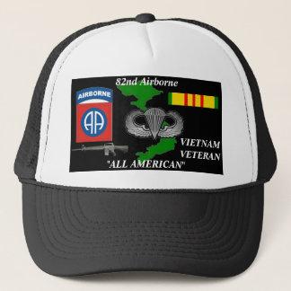 Gorra De Camionero 82.o División aerotransportada casquillos de la