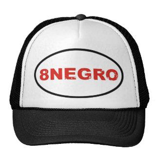 Gorra de camionero 8negro