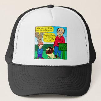 Gorra De Camionero 901 porqué es el perro vestido como un dibujo