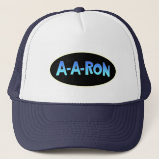 Gorra De Camionero Aaron divertido AARON