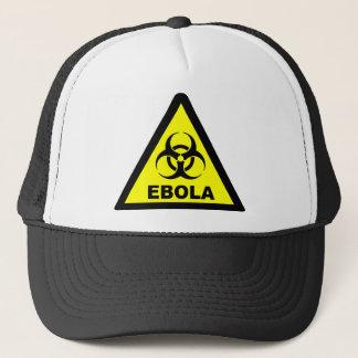 Gorra De Camionero Advertencia de Ebola