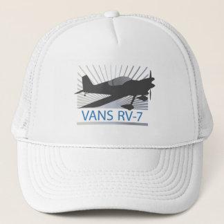 Gorra De Camionero Aeroplano de las furgonetas RV-7