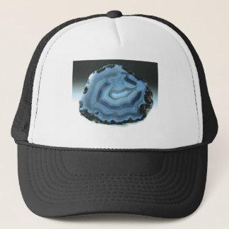 Gorra De Camionero Ágata azul