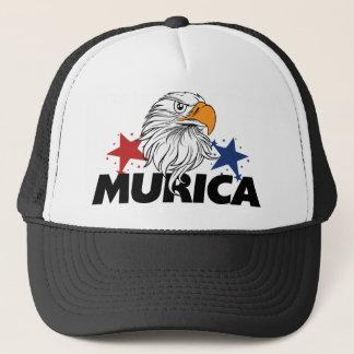 Gorra De Camionero Águila calva de Murica